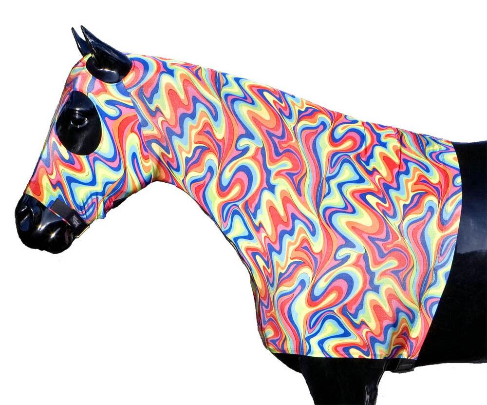 Sleazy Sleepwear Horse Hood Fiesta Size XL, no zipper