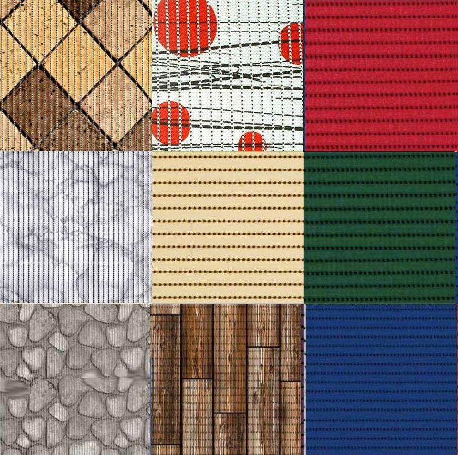 Bodenmatte Meterware Weichschaummatte Universalmatte | Bevorzugtes Material