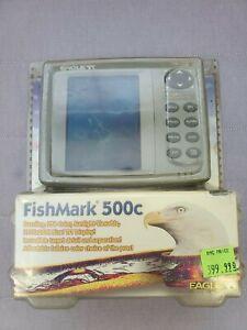 Eagle-FishMark-500c-Sonar-Color-Display
