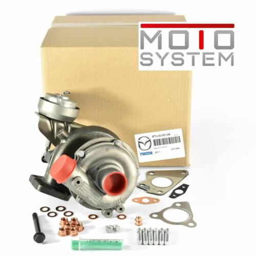 Turbolader Mazda 6 MPV 2.0 MZR-CD 89 kW 100kW 136 PS VJ32 RF5C13700