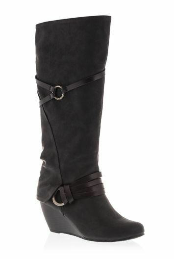 Blowfish Ladies Boots Sizes 12 Brand New  Wedge Heel Boot