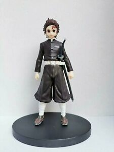 Demon-Slayer-Kimetsu-no-Yaiba-Kamado-Tanjirou-DXF-17cm-PVC-Figure-Toy-No-box