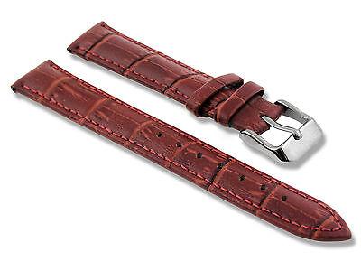 Cinturino di pelle per orologio universale 16mm - 18mm - 20mm - 22mm