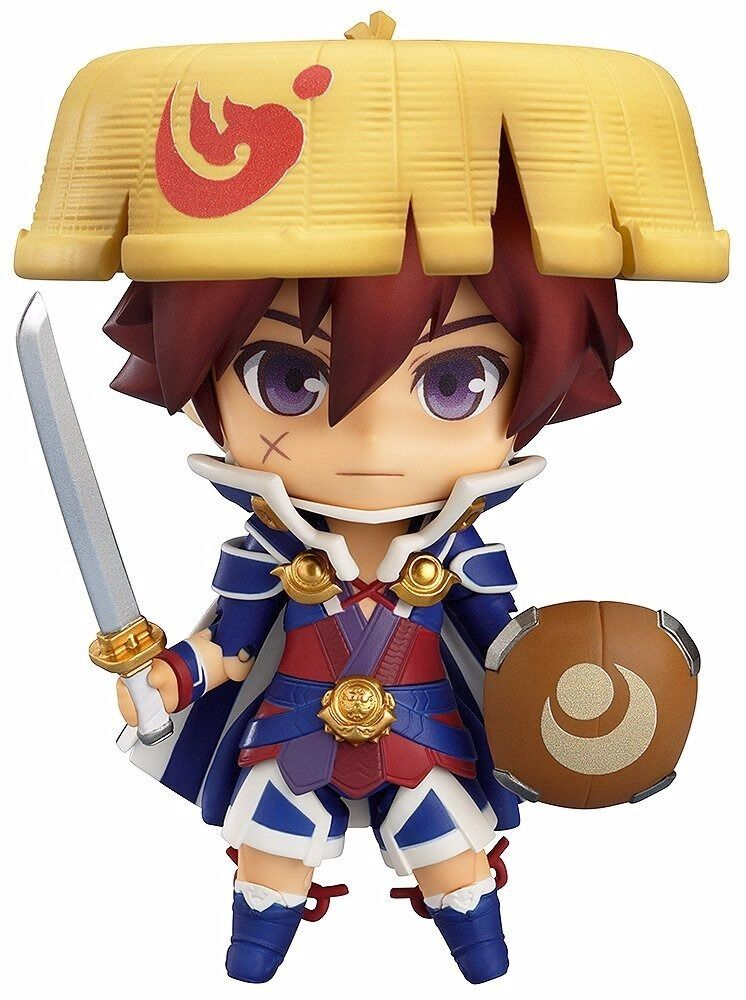 Nendoroid 535 Shiren the Wanderer 5 Shiren: Super Movable Edition Figure NEW