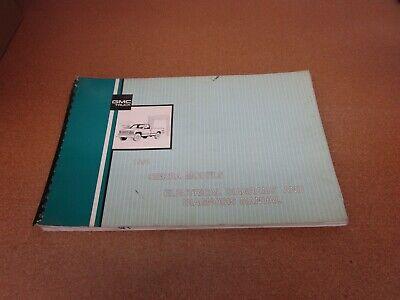 1991 GMC Sierra pickup truck electrical wiring diagram shop service manual  | eBayeBay