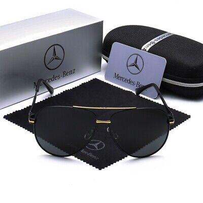 Mercedes Benz AMG NEW Sunglasses Accessories Car Fashion Designer Outdoor Sports