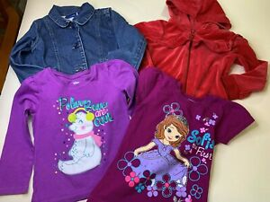 Lot Of Girl S Clothes Summer Fall Size 3 4 Years Pre Owned Bin I Ebay