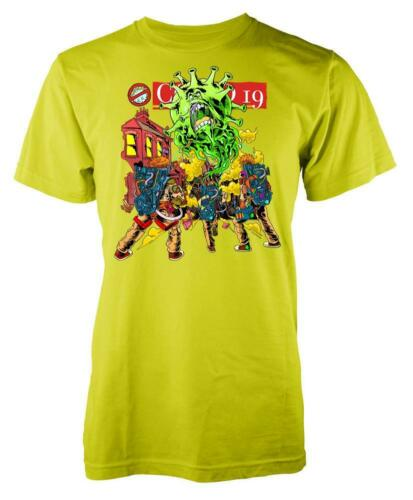 Ghost busters vs Corona KIDS T Shirt