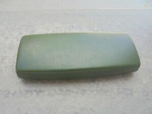 Inventif 1 Caja De Waterman Verde Plastico Duro Para Una Pieza Caja Vintage AÑos 60 Suppression De L'Obstruction
