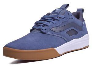 860908efb659 Vans UltraRange Pro Men s Vintage Indigo Gum Suede Skateboard Shoes ...