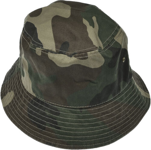 Aprileo Women/'s Bucket Hat Floral Solid Camo Cotton Washed Summer