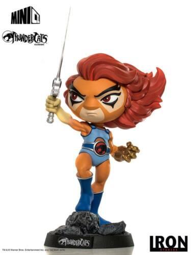 PVC Figura Lion-o 20 cm Iron Studios Thundercats Mini Co