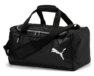 24f937a757b0 Puma Small Fundamentals Sports Bag - Puma Black 4059506127427