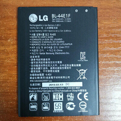 Original BL-44E1F 3200mAh BL 44E1F Battery For LG V20 VS995 US996 LS997  Warranty | eBay