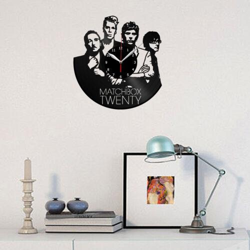 Matchbox Twenty Vinyl Record Wall Clock Home Fan Art Decor 12/'/' 30 cm 7148
