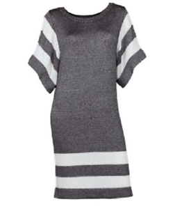 NEW Soybu Woherren Prisma Athletic Varsity Metalic Dress Dress Größe Medium