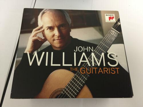 1 of 1 - John Williams : John Williams - The Guitarist (3CDs) (2011) MINT /EX