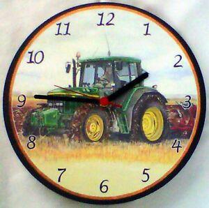 John-Deere-Tractor-Wall-Clock-new