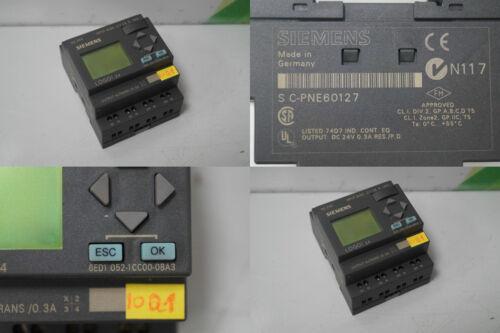 Siemens 6ed1 052-1cc00-0ba3