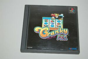 Cranky-Pro-Japan-Sony-Playstation-1-ps1-game