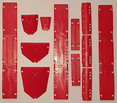 1x Lego Technic NEU Panel 3 x 11 rot 15458 Technik Tafel Platte red NEU 6064458