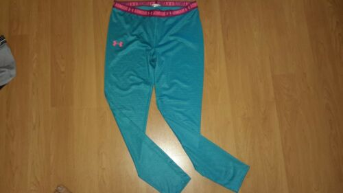 UNDER ARMOUR Girl/'s heatgear or Allseasongear Fitted Leggings,84/%plystr16/%Elast