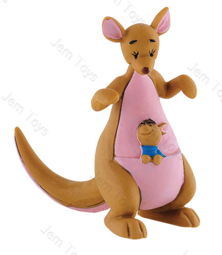 Disney Winnie the Pooh Figures Toy Cake Toppers Bullyland Tigger Piglet Eeyore