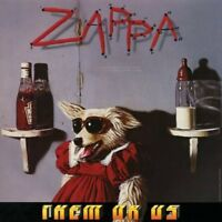 Frank Zappa - Them Or Us [new Cd]