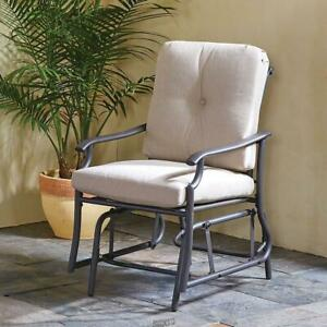 All-Weather-Arm-Gray-Chair-Glider-steel-frame-4-034-thick-polyester-filled-cushions