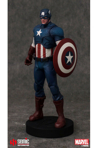 Semic - Marvel Comics Museum Collection Statue 1/10 Captain America