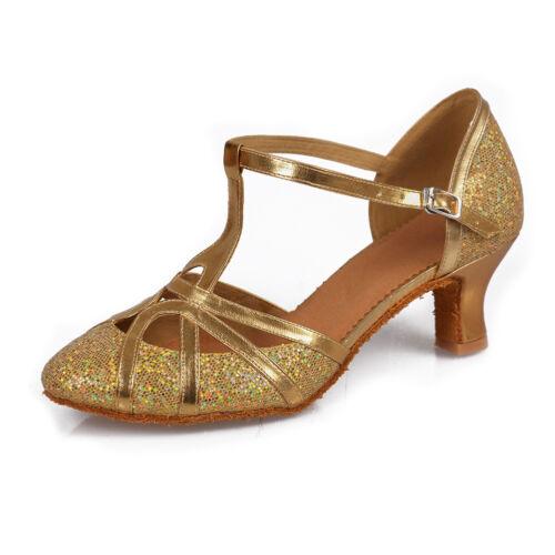 Chaussures danse modernes pour femme Salsa Tango écoles Latin danse-chaussures