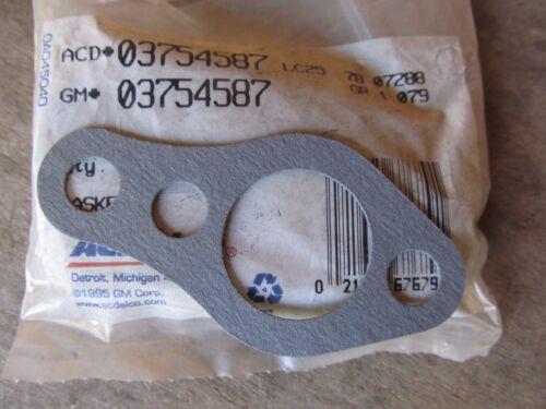 Water Pump Gasket PAIR GM 3754587 Chevy 283 302 305 307 327 350 400
