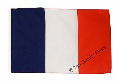 "France Banner 30x45cm – 18""x12"" Small Flag"