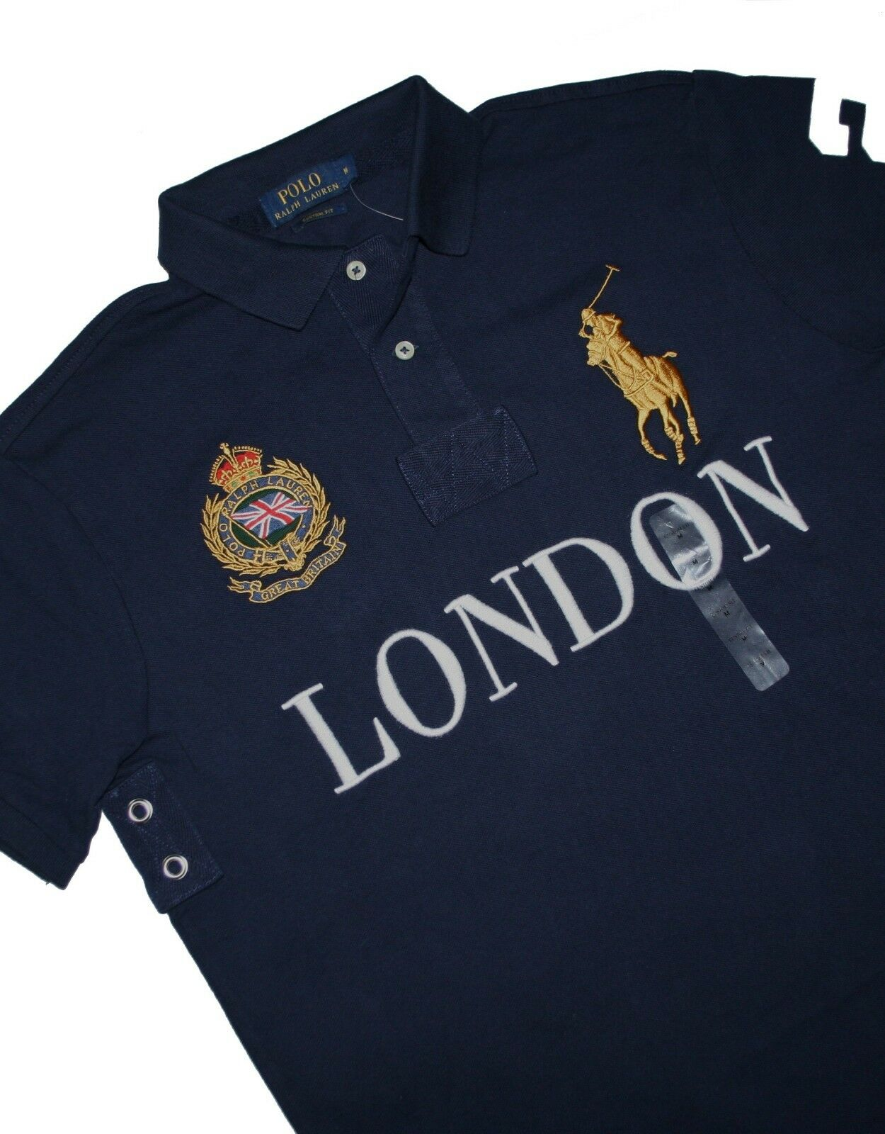 ae1506b6 Ralph Lauren Big Pony London Poloshirt Gr.M, L, XL & XXL ( 2XL ...