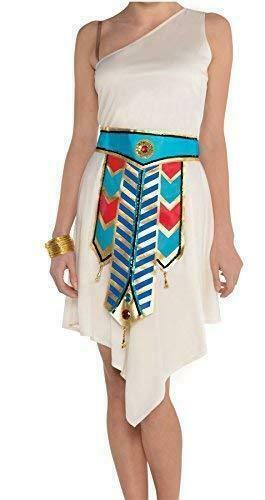 Adult Egyptian Queen Cleopatra Goddess Belt Fancy Dress Book Week Accessory New