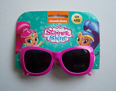 Shimmer & Brillante Con Licenza Ragazze Occhiali Da Sole Protezione Uv400 Nickelodeon Sun Summer-mostra Il Titolo Originale