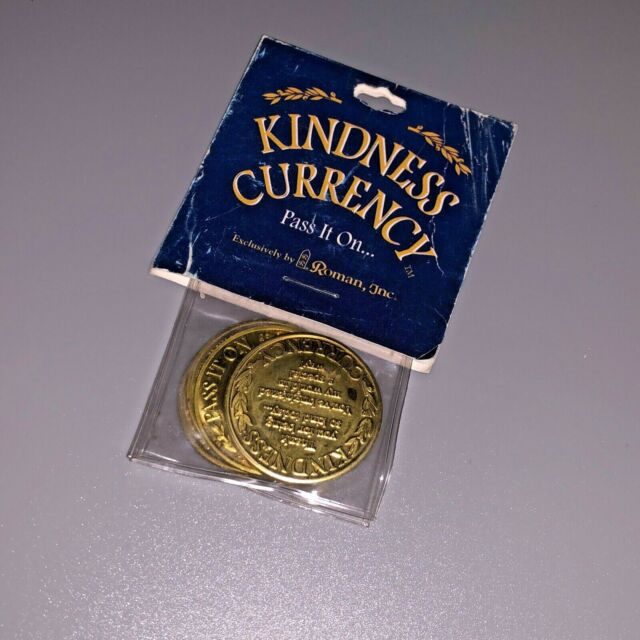 pay it forward coins