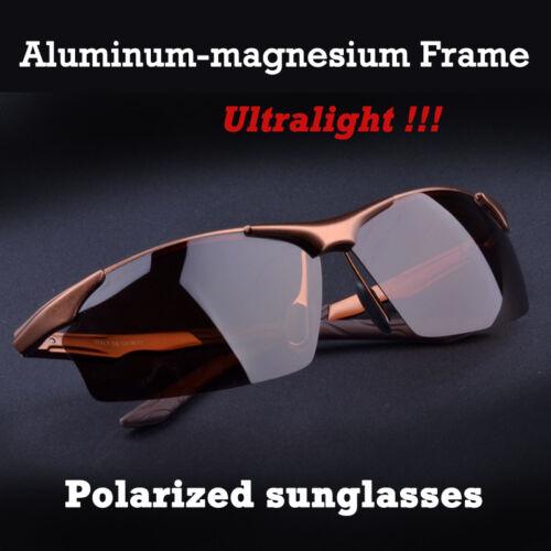Men Polarized Sunglasses Brand Outdoor Sports Riding Eyewear Driving Glasses