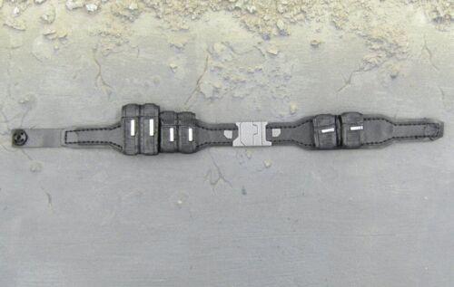 1//6 Scale Toy CAPTAIN AMERICA Uniform Belt w//Pouches