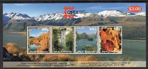 NEW-ZEALAND-MNH-1996-International-Stamp-Exhibition-034-Capex-039-96-034-M-S