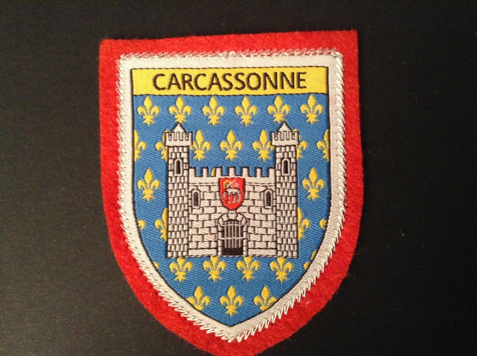 COPENHAGEN souvenir patch ecusson woven badge parche bordado toppa SCUTELLIPHILY