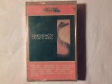 DEPECHE MODE Speak & spell mc cassette k7 ITALY SIGILLATA SEALED