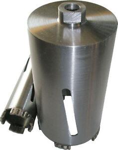 DIAKTIV-DIAMANTBOHRKRONE-KERNBOHRER-M16-lasergeschweisst-30-202-mm