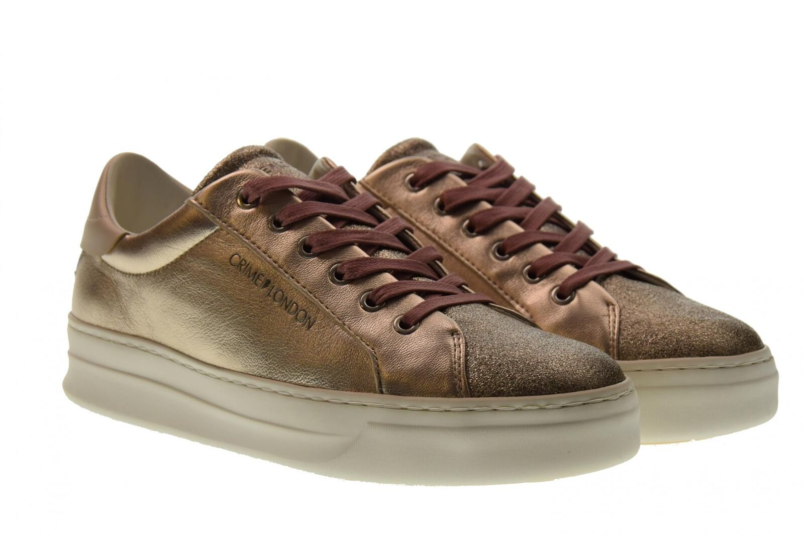 CRIME P19u  donna scarpe basse 25600PP1.26 SONIC  buona qualità