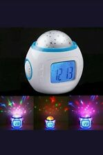 Musical Kids Baby Bedroom Cot Mobile Nightlight Show Star Projector best gift