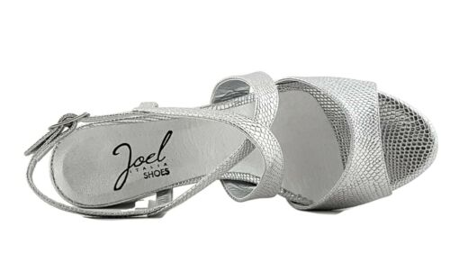 A979 Silver Femme Chaussures Mirror Plated Joel Sandales tCRCwxqz