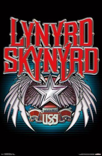 22x34 MUSIC 16413 LOGO POSTER LYNYRD SKYNYRD