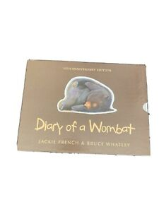 Diary-Of-A-Wombat-10th-Anniversary-Boxed-Edition-Book