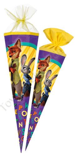 Nestler Schultüte Disney Zoomania Kinder Zuckertüte Schule Einschulung