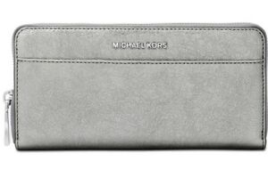 af22c2aae87e Image is loading New-Michael-Kors-Pocket-Zip-Around-Continental-Wallet-